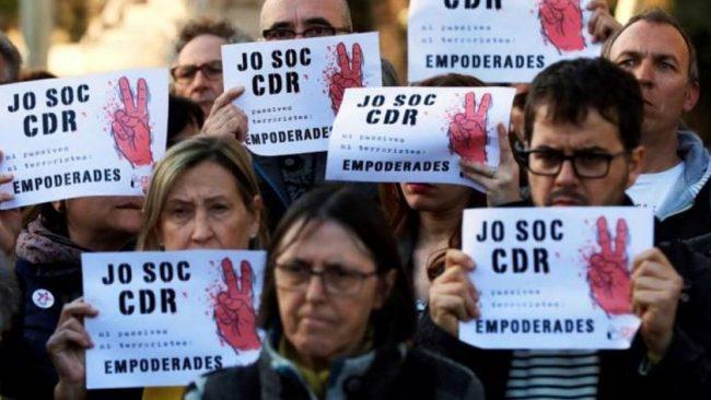 radicales catalanes