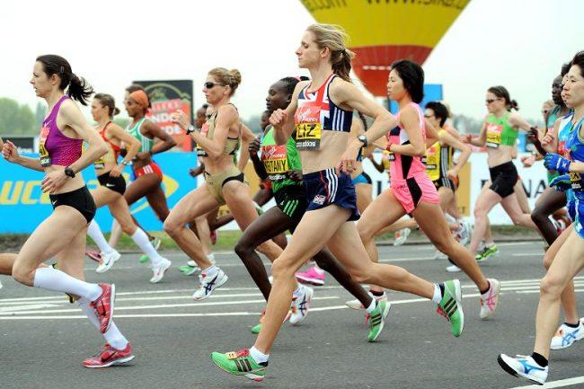 discriminación maratón femenino