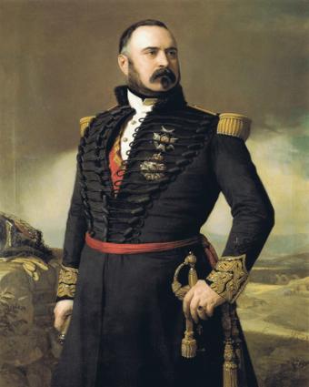 Político, militar y nieto de José de Mazarredo Salazar.
