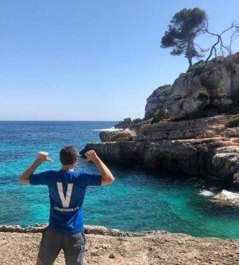 Cala s'Almunia - Mallorca/ Julio 2020